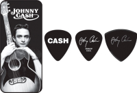 Набор медиаторов Dunlop Manufacturing Johnny Cash Memphis Medium / JCPT01M -