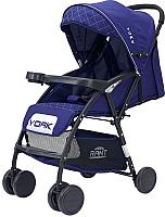 Детская прогулочная коляска Rant York / RA153 (синий) -