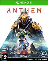 Игра для игровой консоли Microsoft Xbox One Anthem -