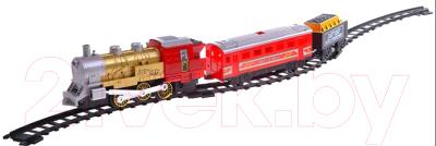 Железная дорога игрушечная Play Smart Мой первый поезд / 0611