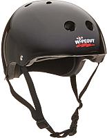 Защитный шлем Wipeout Black с фломастерами (M, черный) -