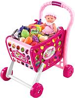 Тележка игрушечная Xiong Cheng Тележка для покупок / 008-903 -