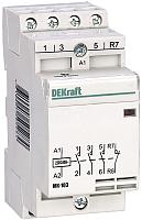 Контактор Schneider Electric DEKraft 18064DEK -