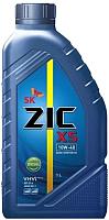 Моторное масло ZIC X5 Diesel 10W40 / 132660 (1л) -