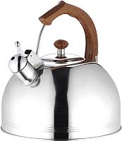 Чайник со свистком Bohmann BH-9981GDO -
