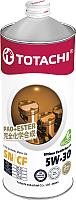 Моторное масло Totachi Ultima EcoDrive F 5W30 SN/CF A5/B5 GF-5 / 4562374690950 (1л) -