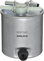 Топливный фильтр Delphi HDF582 -