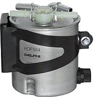 Топливный фильтр Delphi HDF584 -