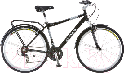 Велосипед Schwinn Discover Black / S5396INT