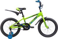 Детский велосипед Novatrack Lumen 185ALUMEN.GN9 -