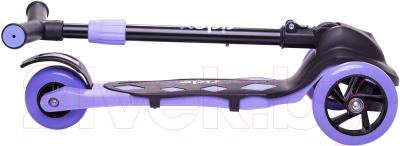 Самокат Ridex Robin 3D (фиолетовый)
