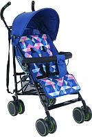 Детская прогулочная коляска Bambola Pallino / НР-313 (индиго) -