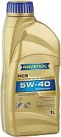 Моторное масло Ravenol HCS 5W40 / 111210500101999 (1л) -