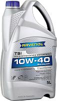 Моторное масло Ravenol TSI 10W40 / 111211000501999 (5л) -