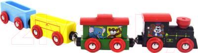 Развивающая игрушка Ausini Поезд / HP02013