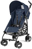 Детская прогулочная коляска Peg-Perego Pliko Mini (синий) -