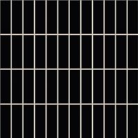 Мозаика Tubadzin M-Oxford Black (298x298) -