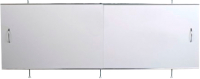 Экран для ванны Oda Элит 160x50 / ЭС160-50-ЭБ (белый) -