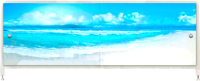 Экран для ванны Oda Арт 170x50 / А170БР1 (берег-1) -