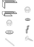 Монтажный комплект для сантехники Roca Genova 271652000 -