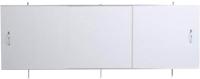 Экран для ванны Oda Универсал 160x50 / ЭС160-50-УБ (белый) -