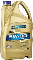 Моторное масло Ravenol HCL 5W30 / 111111800401999 (4л) -