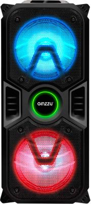 Портативная колонка Ginzzu GM-207 колонка ginzzu gm 881b