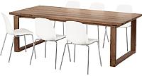 Обеденная группа Ikea Морбилонга/Лейф-Арне 092.414.39 -