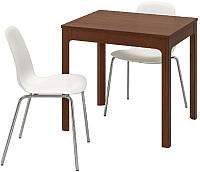 Обеденная группа Ikea Экедален/Лейф-Арне 592.214.34 -