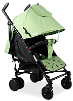 Детская прогулочная коляска INDIGO Grace (зеленый) -