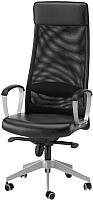 Кресло офисное Ikea Маркус 403.836.38 -