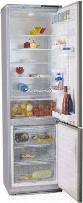 Холодильник с морозильником ATLANT ХМ 6026-080 - внутренний вид