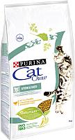 Корм для кошек Cat Chow Sterilized полнорационный (15кг) -