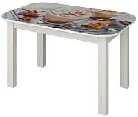 Обеденный стол Senira P-02.06/01-7817 (белый) -