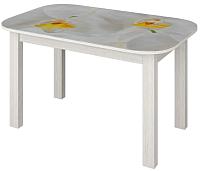 Обеденный стол Senira P-02.06-01/01-7194 (белый) -