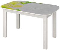 Обеденный стол Senira P-02.06-01/01-7265 (белый) -