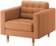 Кресло мягкое Ikea Ландскруна 292.691.92 -