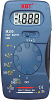Мультиметр цифровой КВТ M300 (70476) -