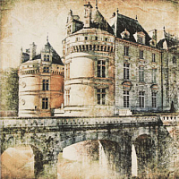 Декоративная плитка Mainzu Milano D-Castle (200x200) -