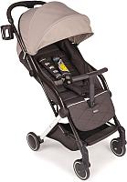 Детская прогулочная коляска Happy Baby Umma (светло-серый) -
