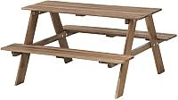 Скамья-стол садовая Ikea Ресо 003.761.64 -