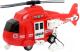 Вертолет игрушечный Big Motors Спасательный / WY750B -