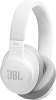 Наушники-гарнитура JBL Live 500BT / LIVE500BTWHT -