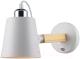 Спот Arte Lamp Oscar A7141AP-1WH -