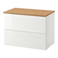 Шкаф для ванной Ikea Годморгон/Толкен 292.954.88 -