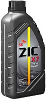 Моторное масло ZIC X7 5W40 / 132662 (1л) -