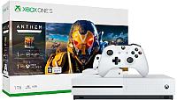 Игровая приставка Microsoft Xbox One S 1ТБ + ANTHEM Legion of Dawn Edition (234-00948) -