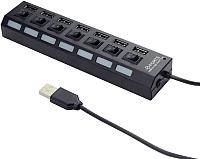 USB-хаб Gembird UHB-U2P7-03 -