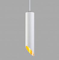 Потолочный светильник Elektrostandard 7011 MR16 WH/GD (белый/золото) -