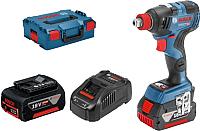 Профессиональный гайковерт Bosch GDX 18V-200 C Professional (0.601.9G4.201) -